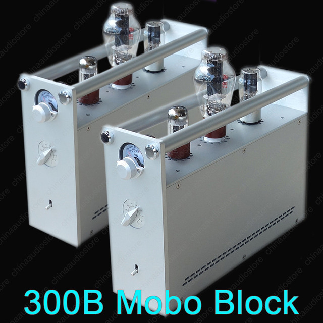 US $407 55 5% OFF Pair 300B Mono Block Tube Amplifier 300B Single Ended  Class A Integrated Tube Valve Amplifier,5U4+6SN7+300B,Selectable 300B  Tube-in