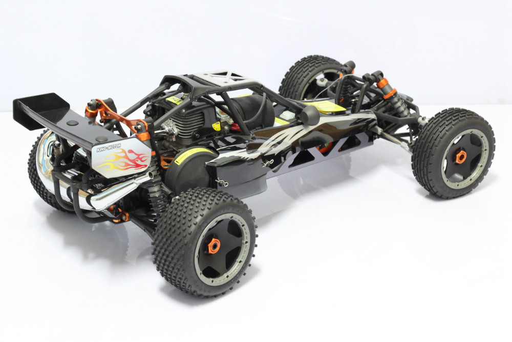1:5 Gasoline RC Buggy Baja 5b ss KSRC001+2.4Ghz Radio+RTR hsp bajer 5b 1 5th 2wd rtr 26cc engine gasoline off road buggy 94054