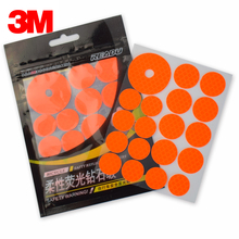 ROAD bicycle dot climbing reflective stickers Bicycle reflective stickers Bicycle reflective stickers
