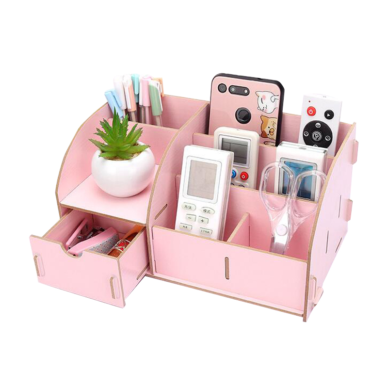 Holders With Drawer Paper Holders Multipurpose Wooden Storage Box 5