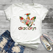 Dracarys t shirt Game Of Thrones Mother Of Dragons Khaleesi Shirt Dragon Fire Winterfell Trendy Womens T Shirt GOT Fans Gift Tee цена и фото