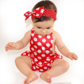 Satin Floral Bodysuit Baby Clothing  Cool Baby Girls  Original Bloomer Suit Set Body jumpsuit Summer Style