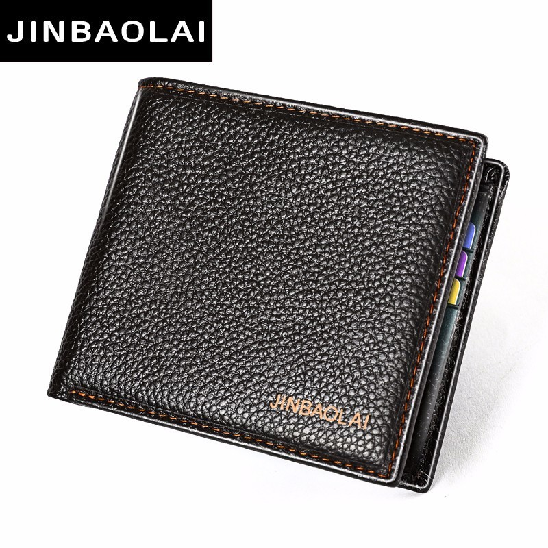 New Fashion Men Leather Brand Luxury Wallet Short Slim Male Purses Money Clip Credit Card Dollar Price Portomonee Carteria Purse 2016 new arriving pu leather short wallet the price is right and grand theft auto new fashion anime cartoon purse cool billfold