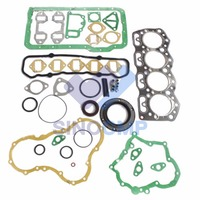 4DR5 Engine Gasket Kit for Canter Truck Excavator Forklift ME997346 ME001345