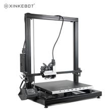2019 Xinkebot Orca2 Cygnus Large 3D Printer Dual Extruder 0.05mm Precision Printing 400x400x500mm Print Size Fast Shipping