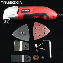 Power electric Tools Multifunction Finisher Home Planer Cutter Trimmer Woodworking Oscillating  Tools Shovel Swing Tool renovator tool oscillating trimmer home renovation tool trimmer woodworking tools multi function electric saw 6 gear adjustable
