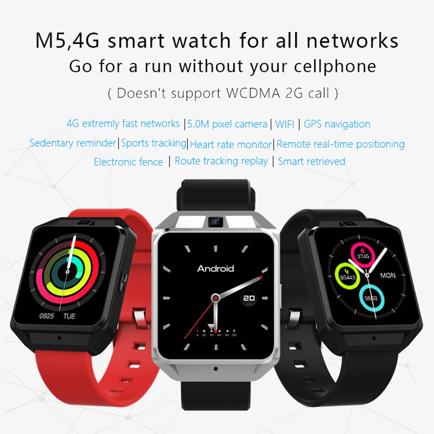 MTK6737 Quad Core 1G RAM 8G ROM GPS WiFi Heart Rate Tracker Smartwatch High Quality Microwear H5 4G Men Woman Sport Smart Watch microwear h5 4g smart watch android ios phone mtk6737 quad core 1g ram 8g rom gps wifi heart rate tracker smartwatch