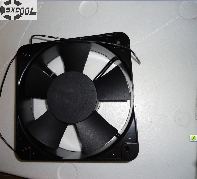 SXDOOL FP20060EX-S1-B 20CM 200*200*60 MM 20060 220V AC double ball bearing case industrial axial fan