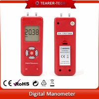 LCD Dispaly Digital Manometer Differential Pressure Gauge Air Pressure Measuring Meter Mr22 19 Dropship