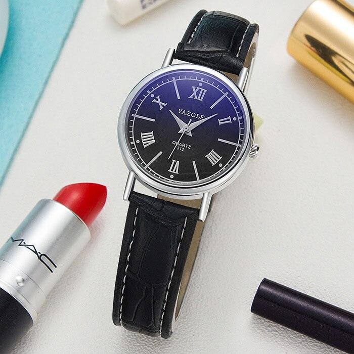 YAZOLE Brand 2018 Wrist Watch Women Watches Ladies Quariz Wristwatch For Female Clock Hodinky Montre Femme Relogio Feminino