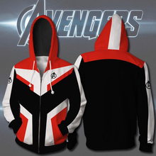 TreChiodi Avengers Endgame Quantum Realm 3D Print Hoodies Sweatshirts Cosplay Hooded