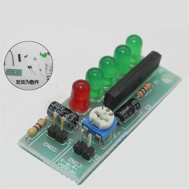 Diy Kit Audio Level Indicator Kit Electronic Production Bulk Music
