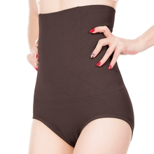 Slimming Waist Shaper Tummy Control Body Underwear High Panties Corrective for Women Shapewear