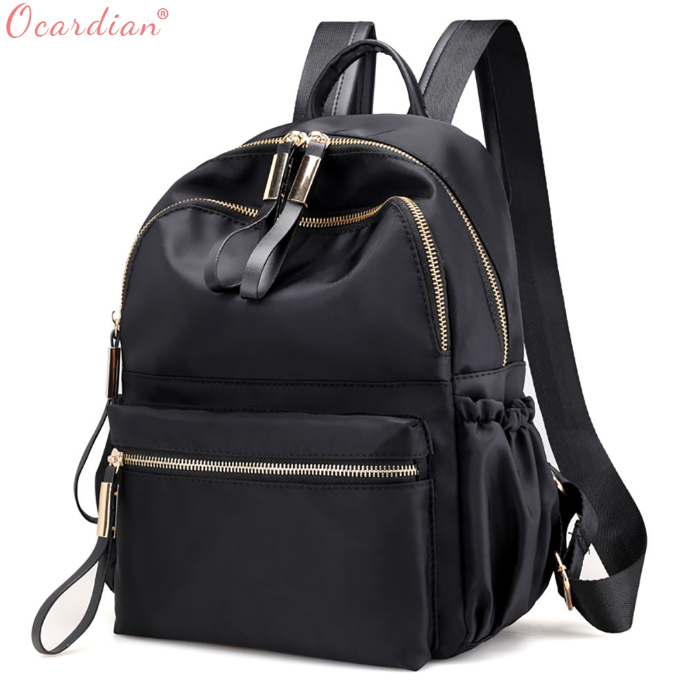 Ocardian Backpacks Leisure Oxford Backpack Women Backpack Female For School In Korean Style Backpack Female Jl 17