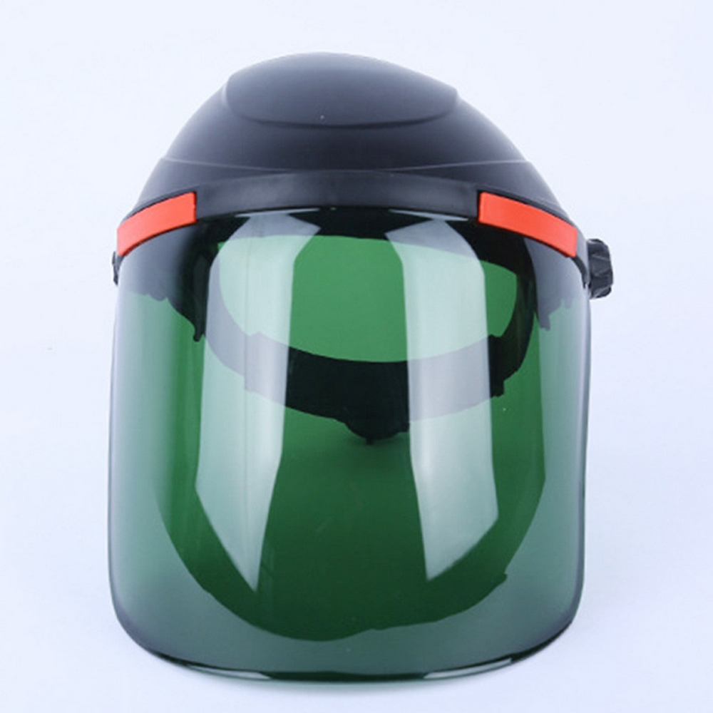 Portable Electric Welding Helmet Protective Mask Face Shield Dustproof Gas Maske Outdoor Safety Work Heads Welding Glasses Tool