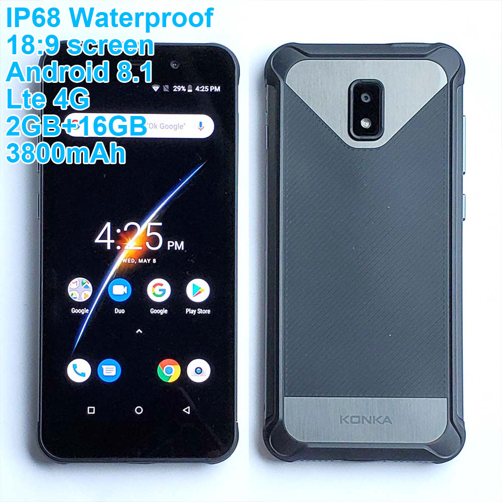 KONKA RE1 5 45 18:9 screen mobile phone shockproof