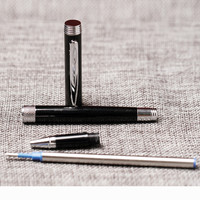 0801 0804 0809 Black Fashion Business Office Fine Pen New Financial Student Pen