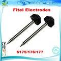 Envío Gratis 5 par/lote S175 Fusionadora S176 S177 Electrodos
