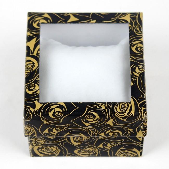 оптовая продажа 24 высокое качество бумаги часы дисплей коробка коробка для ювелирных изделий чехол