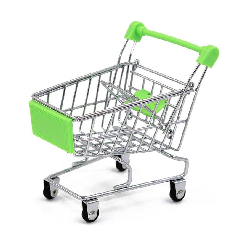 Φ_Φ120 unids mini supermercado handcart utilidad carrito modo ...
