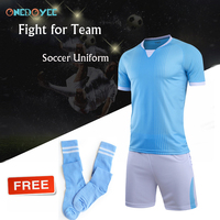 Onedoyee Team Soccer Uniforms Customize Men S Football Jerseys Soccer Kit Youth Kids Football Training Set