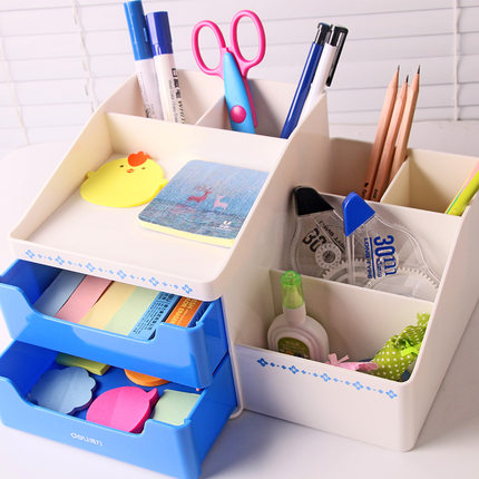 Delicieux Simple Fashion Multifunction Desk Pen Holder Plastic Pencil Holder Office  Desk Accessories Organizer For Pens