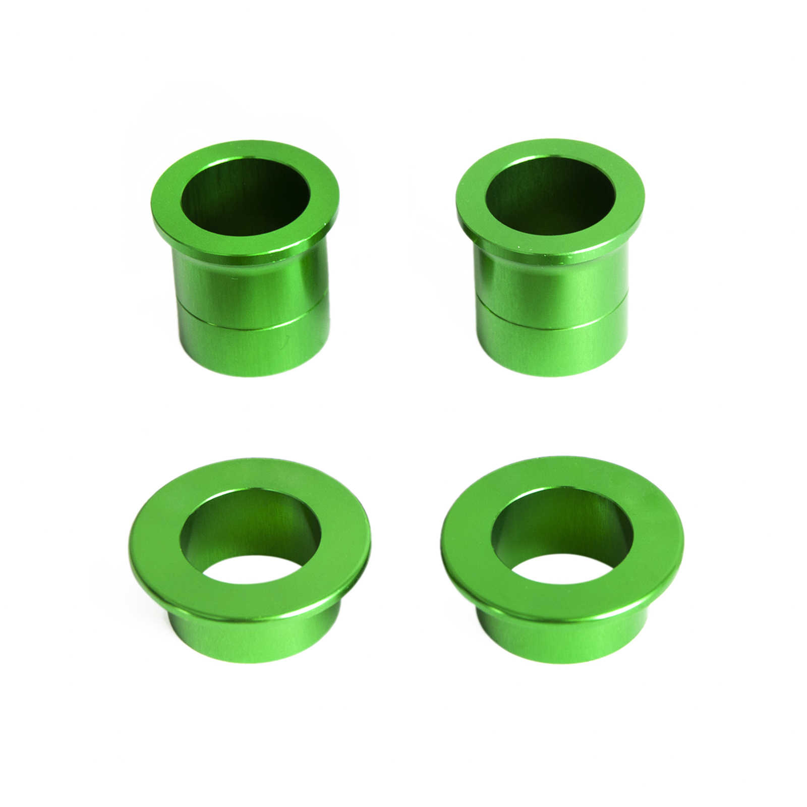 Phenomenal Cnc Front And Rear Wheel Spacers Hub Collars For Kx125 Kx250 Pabps2019 Chair Design Images Pabps2019Com
