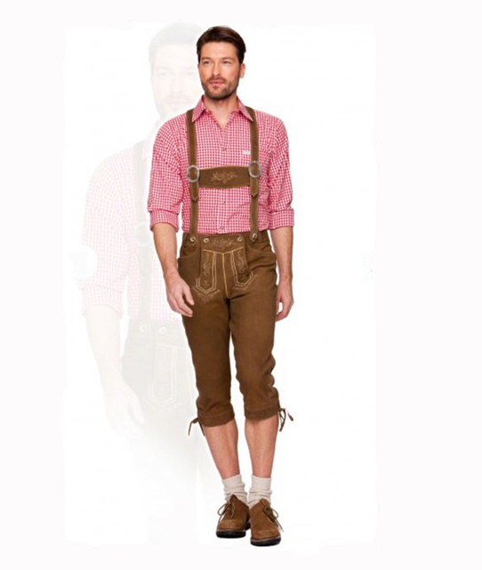 German leather pants