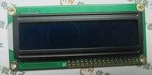 Бесплатная доставка по DHL/EMS 100 шт./лот 1602A жк-дисплей модуль синий 5 В белый шрифт с подсветкой LCD1602