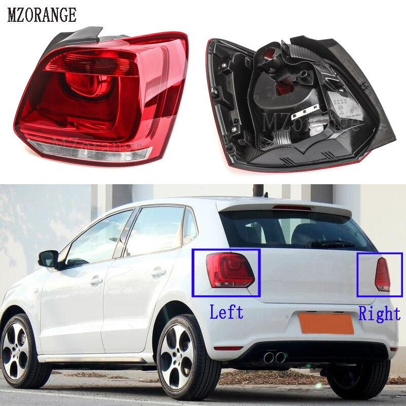 Volkswagen Golf Hatchback Review 2009 2012: Aliexpress.com : Buy MZORANGE Rear Car Light For VW For