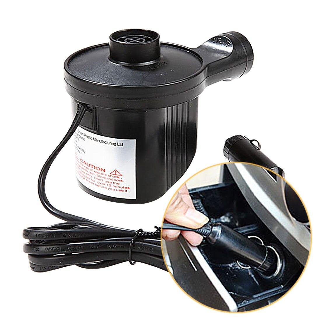 Dewtreetali Vehicle mounted electric inflator pump, motor driven air pump, on-board electric pump, car mounted air pump