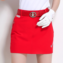Golf womens golf skirts golf clothing pantskirt women shorts ladies golf skirts colorful short plus New Apparel 6425