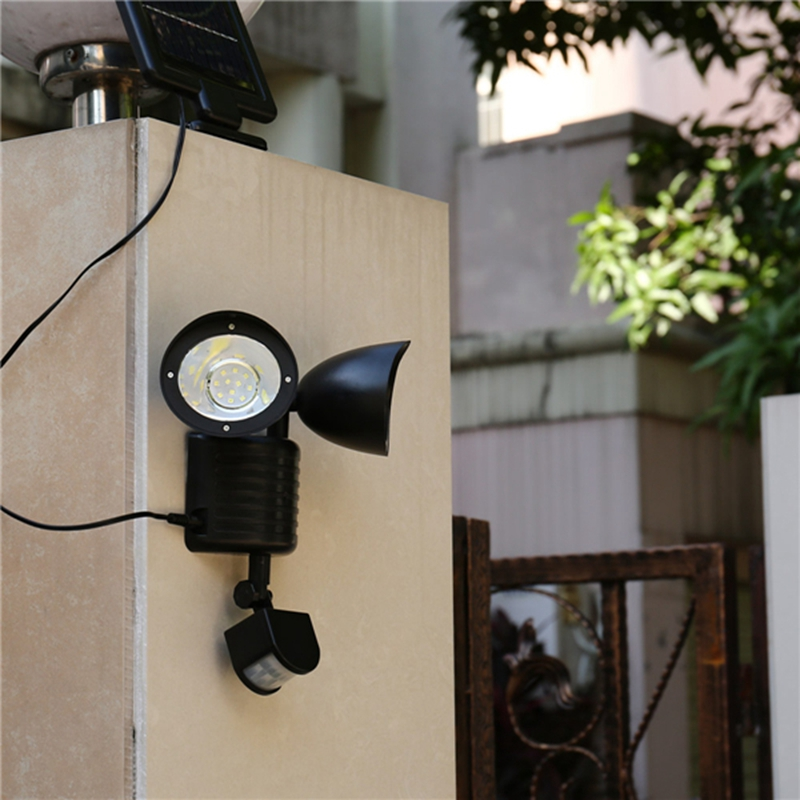 Wiring For Outside Security Light Pir Diynotcom Diy And Home
