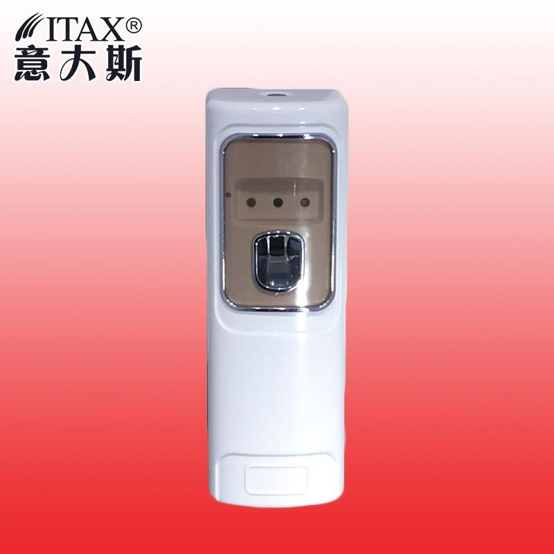 X-1167 LED wand montiert ABS kunststoff automatische lufterfrischer spray dispenser purifier duftenden toliet bad bad aerosol
