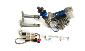 Image 3 - NGH 4 stroke engines NGH GF38 38cc  four stroke gasoline engines petrol engines rc aircraft rc airplane 4 stroke  engine