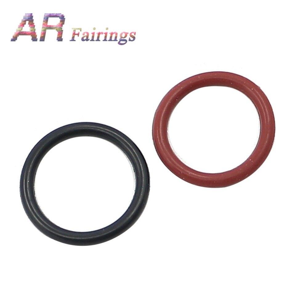 91370-SV4-000 New Acura Honda Power Steering Pump O Ring Set 91345-RDA-A01