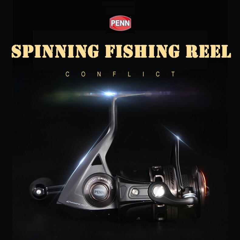 PENN Conflict Spinning Reel