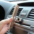 Universal 360 Degree rotación ajustable soporte magnético Car Mount Bracket Holder para iPhone / Samsung soporte GPS DVR Stander