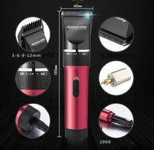 Man Electric Shaver Mustache Clipper Black Ceramic Shaving Blade Razor Men 0.8mm Precison Body Grooming Trimmer Beard Trimming portable travel mini shaver beard trimmer with stainless steel blade rotary single blade razor men s mustache cutter dry use