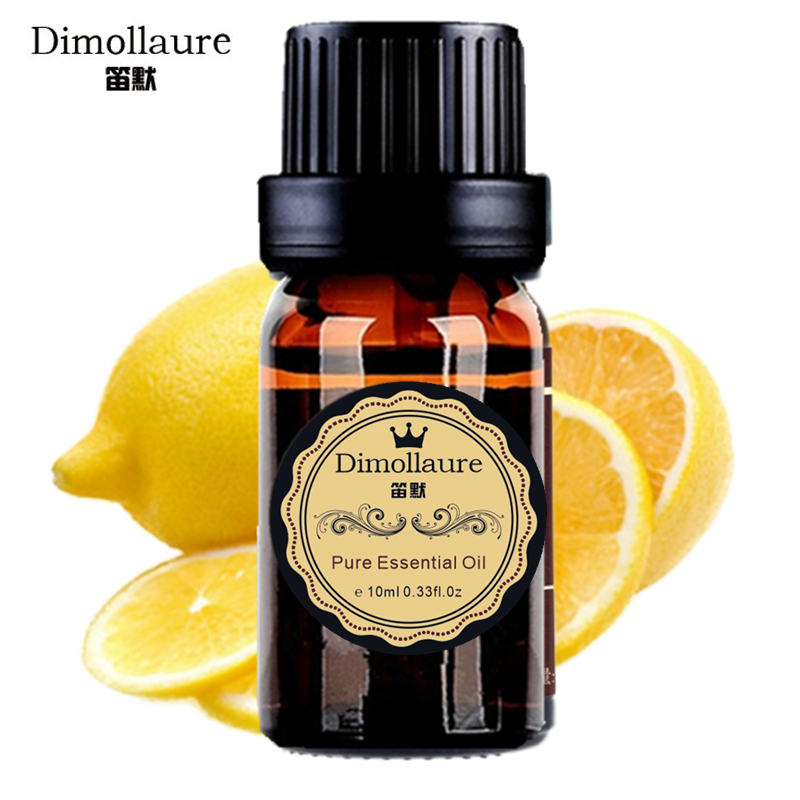 Dimollaure Rose essential oil foot Bath Spa body massage oil Plant essential oil for fragrance lamp humidifie Aromatherapy 8