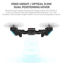 SG700-S RC Helicopter Wide-angle WiFi 720P Optical Flow Dual
