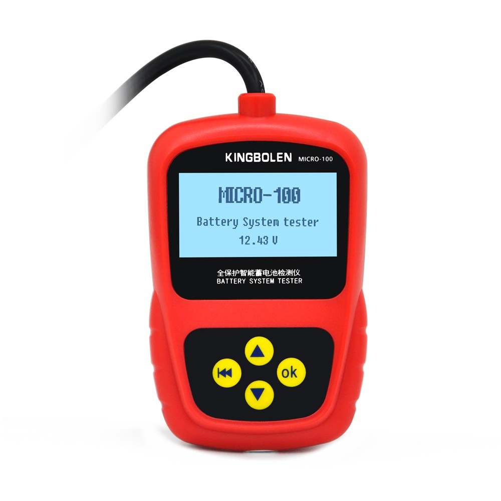 MICRO-100 Battery Tester (7)