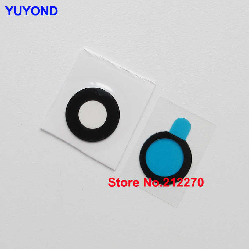 YUYOND Sapphire Back Rear Camera Glass Lens For iPhone XR With Adhesive Sticker Original New Replacement Parts Wholesale