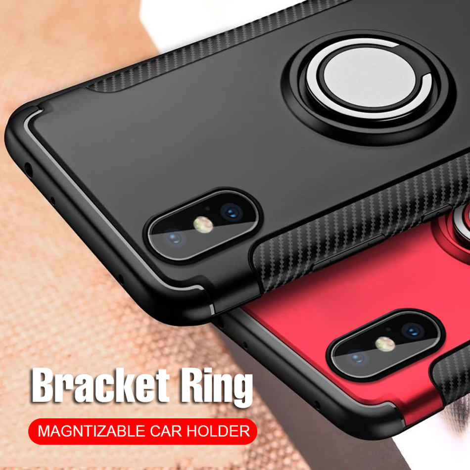 coque ring iphone xr