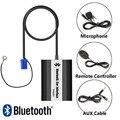 Bluetooth Receiver Car Kit Hands Free Phone Call Wireless Music Adapter for 1999-2001 V.W Golf Jetta Passat Polo Tiguan T5