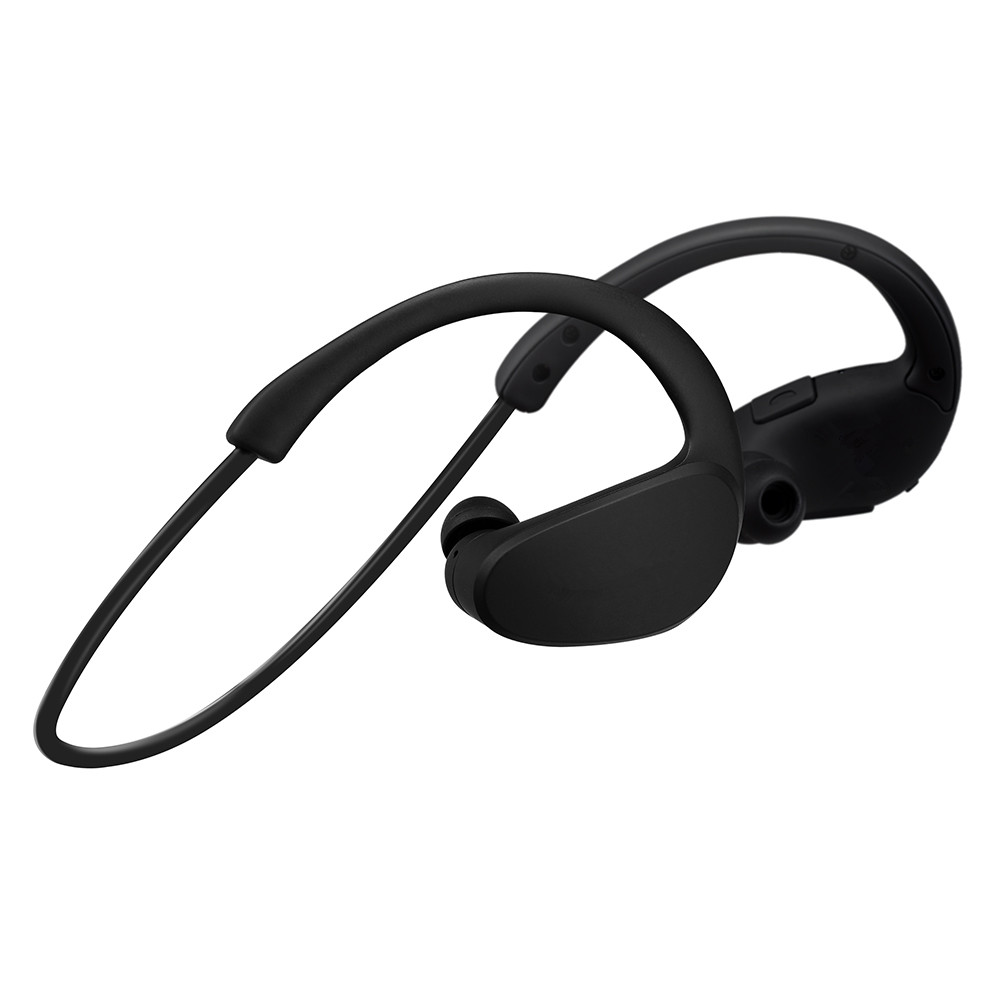 Bluetooth Headphones Stereo Sport Headset Wireless Earphone Microphone Support TF SD 8G After Hanging Headset for iPhone Android wireless headphones bluetooth headset stereo sport earphone 4 in 1 handfree with mic micro support sd 8g tf fm radio mp3 player