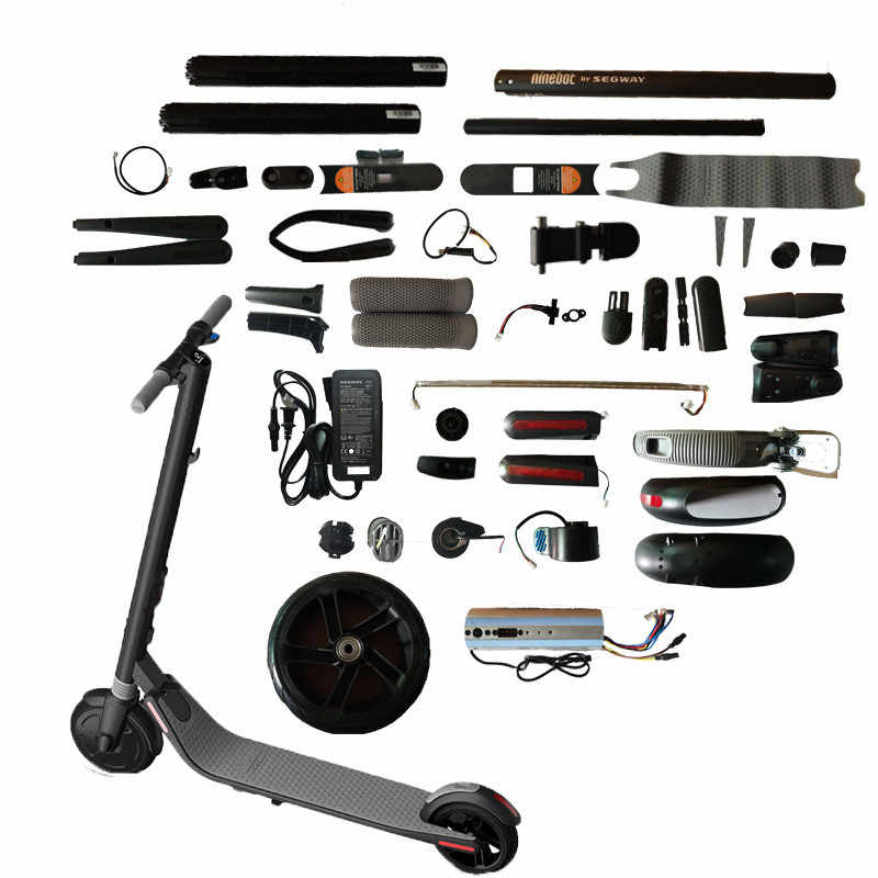 Electric Scooter Handlebar Handrail Faucet Kit For Ninebot