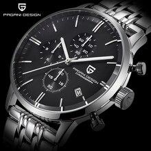Montre de Sport à Quartz pour hommes, de marque de luxe, étanche 30M, en cuir véritable, accessoire militaire, horloge
