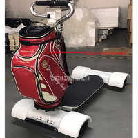 Golf Course Popular Four Wheel Electric Skateboard Double Drive 1000W*2 Intelligent Scooter Skate Board Professional For Golf