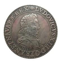 Дата 1613 1618 1642 1643 1644 1674 1690 1719 1724 1736 1764 1774 1776 1803 1807 1815 Франция копия монет